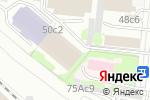 Схема проезда до компании E4S в Москве