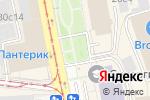 Схема проезда до компании Системы Автоматизации Бизнеса в Москве