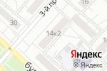 Схема проезда до компании КосмоПродТест в Москве