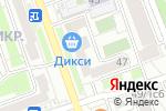 Схема проезда до компании Моторус 99 в Москве