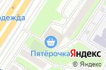 Схема проезда до компании МЗМ-БИЛДИНГ в Москве