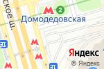 Схема проезда до компании МФ-Фото в Москве