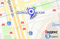 Схема проезда до компании ОБУВНОЙ МАГАЗИН CAMELOT в Москве