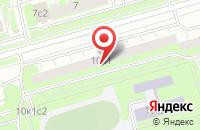 Схема проезда до компании Победа в Москве