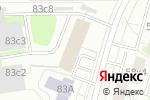 Схема проезда до компании Экологические системы в Москве