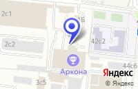 Схема проезда до компании ДИЗАЙН-СТУДИЯ MR.POSTER в Москве