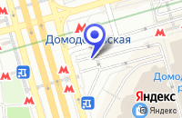 Схема проезда до компании СОТТОРГ в Москве