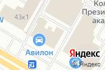Схема проезда до компании Ремонт телефонов VERTU в Москве