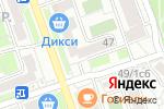Схема проезда до компании Мастерская в Москве