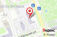 Схема проезда до компании Интеграл в Москве