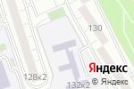 Схема проезда до компании Средняя общеобразовательная школа №544 с дошкольным отделением в Москве