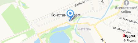 Храм в честь Смоленской иконы Пресвятой Богородицы на карте государственного племенного завода
