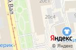 Схема проезда до компании Италион в Москве