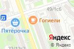 Схема проезда до компании Сломанет в Москве