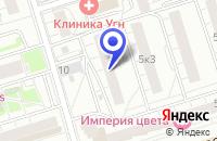 Схема проезда до компании ПТФ АЭРОРОКСА в Москве