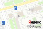 Схема проезда до компании Магазин одежды на Шипиловской в Москве