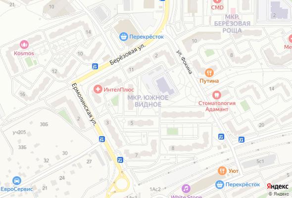 жилой комплекс Южное Видное