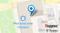 Компания МТОК на карте