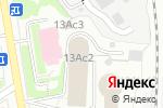 Схема проезда до компании Формула Карбон в Москве