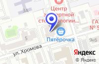 Схема проезда до компании КОМПЬЮТЕРНЫЙ МАГАЗИН БЫТТЕХКОМПЛЕКТ в Москве