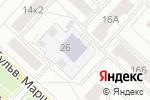 Схема проезда до компании Детский сад №437 в Москве