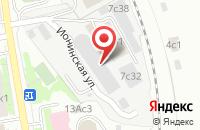 Схема проезда до компании Сальвадор в Москве