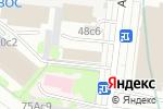 Схема проезда до компании ТМ-Авто в Москве