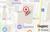 Схема проезда до компании Супер Мьюзик в Москве