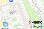 Схема проезда до компании ВалеоАспект в Москве