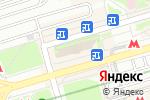 Схема проезда до компании Темпл Бар в Москве