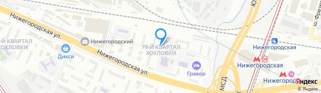 улица Верхняя Хохловка