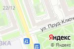 Схема проезда до компании Беатриче в Москве
