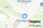 Схема проезда до компании Платежный терминал, Московский кредитный банк, ПАО в Мытищах