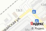 Схема проезда до компании Салина Трейд в Москве