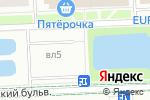 Схема проезда до компании Вегус в Москве