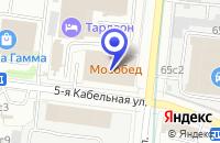 Схема проезда до компании КОНСАЛТИНГОВАЯ КОМПАНИЯ БИЗНЕС КОНСАЛТИНГ ГРУПП в Москве