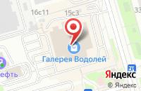 Схема проезда до компании Кумиры-Фильм в Москве