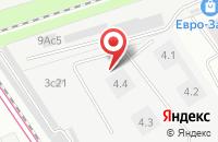 Схема проезда до компании Антенно-Фидерные Системы в Москве