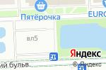 Схема проезда до компании Коломенское в Москве
