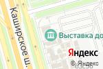 Схема проезда до компании Викинг в Москве