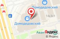 Схема проезда до компании Келяш в Москве