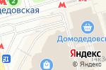 Схема проезда до компании Coffee run в Москве