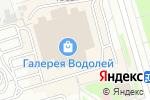 Схема проезда до компании Golden Бэби в Москве