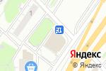 Схема проезда до компании Мариэль в Москве