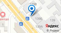 Компания 1хBET на карте