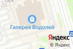 Схема проезда до компании Магазин женской одежды в Москве