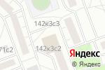 Схема проезда до компании Реверс в Москве