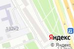 Схема проезда до компании Авва в Москве
