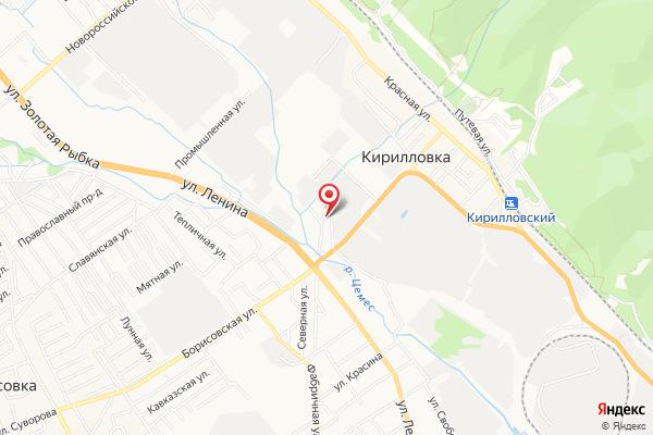 Офис продаж АвтоЕвро: Новороссийск (г. Новороссийск, с.Цемдолина, ул. Кирилловская, д.15)