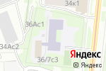 Схема проезда до компании Автоюрист Авиамоторная +7 (499) 288-24-81 в Москве